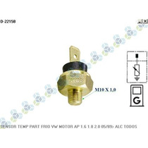 Sensor De Temperatura Santana 2.0 8v Álcool 89/94 - Vdo