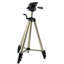 Tripé Universal Para Câmera Até 1,20m C/ Bolsa