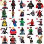 Menor Preço!!! Super Herois Marvel Dc Lego Compativel