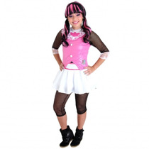 Fantasia Luxo Monster High Draculaura