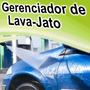 Sistema Estacionamento+lava-rápido/lava-jato/car Wash