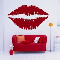 Adesivo Decorativo Beijo - Tamanho Pequeno