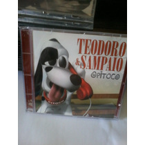 Cd Teodoro E Sampaio - Pitoco - Original