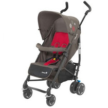 Carrinho De Bebê Safety1st Umbrella Compa City - Red Mania