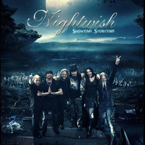 Cd Nightwish - Showtime Storytime (lançamento 2014)
