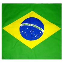 Lenço_bandana_do Brasil_torcedor_mundial 2014_copa Do Mundo