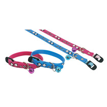 Coleira Cat Collar Soft - Azul Ou Rosa