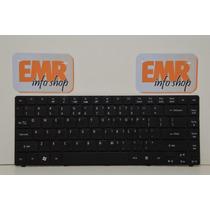 Teclado Para Notebook Acer Modelo Aspire 4551-2615