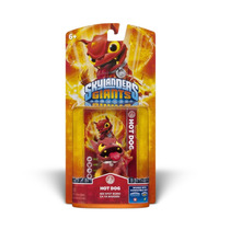 Boneco Skylanders Giants Hot Dog Para Nintendo 3ds Wii U Ps3