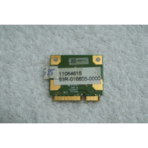 Placa Wirelles Mini Pci Positivo Select / Premium / Unique