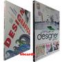 2 Livros Designer E Design Gráfico Nobu Chinen