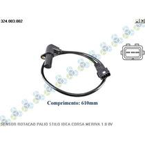 Sensor De Rotação Doblo 1.8 8v Gasolina 03/09 - Vdo