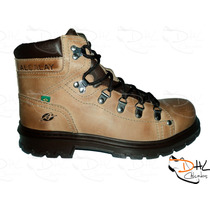Coturno Bota Stilo Caterpillar West Coast Western Ecoturismo
