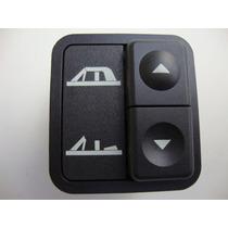 Botão Capota Escort Xr3 Conversível Elétrica Original