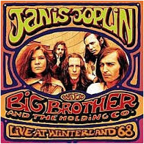 Cd Janis Joplin With Big Brother And The Holding Live 68