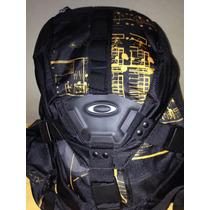 Mochila Oakley Icon 3.0 Black/yellow Original Nova Promoção!