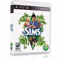 The Sims 3 - Ps3 - Mídia Física - Lacrado Pronta Entrega