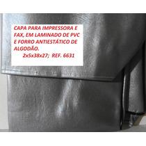 Capa 6631 Para Impressora, Fax E Outros, Em Laminado De Pvc