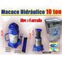 Macaco Hidráulico Garrafa 10 Ton Frete Grátis.