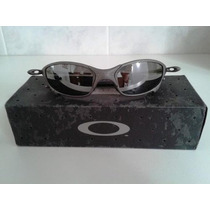 Oakley Juliet X- Metal 100% Fosco Polarized Black Iridium