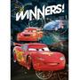 Kit C/ 5 Cadernos Grande Brochurao Cars Disney 96fls