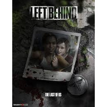 Dlc Left Behind - The Last Of Us Ptbr + Brinde + Bônus Pré