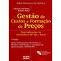 Livro Gestão De Custos E Formação De Preços Adriano Leal Bru