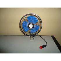 Ventilador Automotivo De Cabine 6 Polegadas 24v