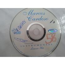 Cd Sl Capa Marcos Cardoso Instrumental Louvor Hits