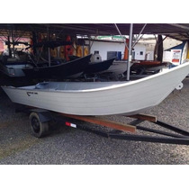 Barco Bateira Aluminio Macar 500 5 Metros 0km 2016
