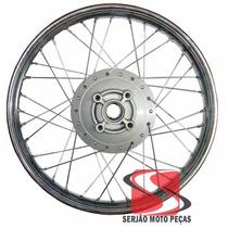 Roda Traseira Modelo Original Titan125 Fan2009 À 2014 Serjao