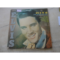 #10029 Disco De Vinil - Elvis Presley, Hits Volume 3!!!