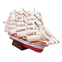 Papel Modelismo 3d - Navios Do Mundo - Nippon Maru