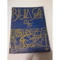 Biblia Sagrada - Novo Testamento - Edição Pastoral