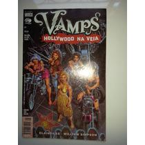 Vamps Holywood Na Veia Nº1 - Ed Atitude 1999