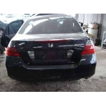 Honda Accord Lx I-vtec 2007/08 - Sucata Motor/caixa/lataria