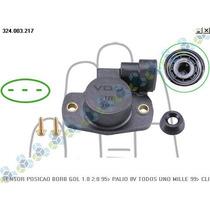 Sensor Posição Borboleta Logus 1.8 8v 95/96 - Vdo