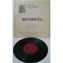 Grandes Compositores Da Música Univers Ed Abril Lp Beethoven