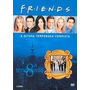 Box Dvd Coleção Friends 8ª Temporada (4 Discos) Frete Gratis