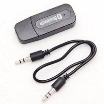 Receptor Som Via Bluetooth Usb P/ Carro E Caixas De Som Usb