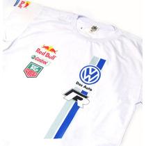 Camiseta Dry Fit - Volkswagem Polo Racing - Wrc - Es164
