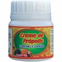 Pomada Propolis E Copaiba 50 Gramas
