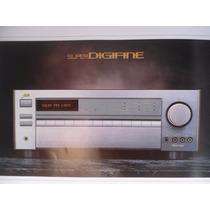 Amplificador Jvc - Yamaha Rotel Sansui Pioneer Harman Denon