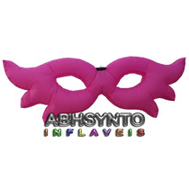 Máscara De Carnaval - Inflável - Sputnik Completo