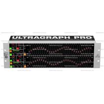 Equalizador Behringer Fbq 6200 É Só No Território Dos Djs