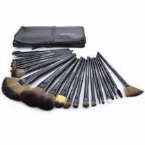 ** Kit Pincel Maquiagem 24 Pcs - Makeup For You - Original