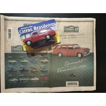 Coleção História Dos Carros Brasileiros Rara C/ Fascículo!!