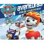 Patrulha Canina + Aventuras De Inverno 2 Dvds Promoção