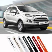 Friso Lateral Ford Nova Ecosport 2013 2014 Cores Originais