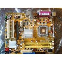 Placa Mãe 775 P5kpl-vm Asus/ Pos-ag31ap Positivo, Nova - 775